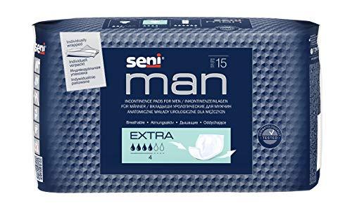 Seni Man Einlagen Extra 10X15 St
