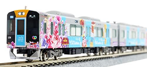 グリーンマックス Nゲージ 阪神1000系 (阪神電車×桃園メトロ連携記念ラッピング列車)6両編成セット (動力付き) 50676 鉄道模型 電車