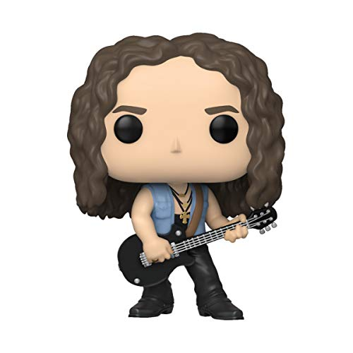 Funko- Pop Rocks: Def Leppard-Steve Clark Other License Collectible Toy, Multicolor (45037)