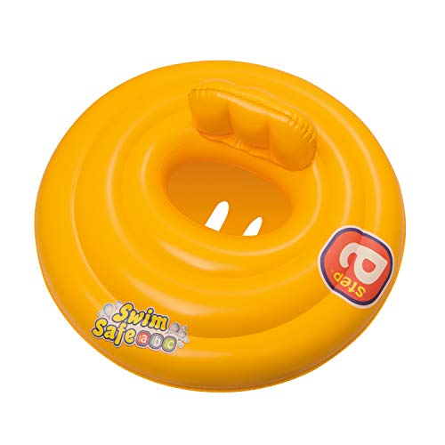 Bestway - 32096 -Salvagente Mutandina Rotondo Swim Safe Abc Step a Cm. 69