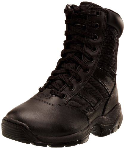 Magnum - Botas de moto, color: Negro, Black, 43