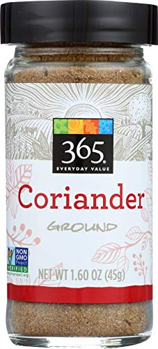 365 by WFM, Ground Coriander, 1.6 Ounce