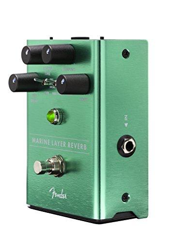Fender 023-4532-000 Reverberación de la capa marina.