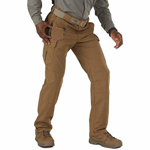 5.11 Stryke Pantalon Herren,Braun ( Battle Brown),Gr. W36/L32 (Herstellergröße : W36/L32)