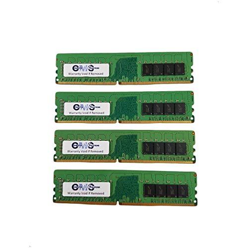 64GB (4X16GB) Memory Ram Compatible with MSI Motherboard B450 Tomahawk MAX, B450-A PRO MAX, B450M Bazooka, B450M Bazooka Plus, B450M PRO-VDH Plus by CMS d56