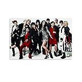Glee 1 Wandkunst, Vintage, klassisches Film-/TV-Poster,