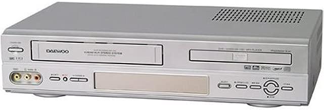 Daewoo DV6T955B DVD / VCR Combo