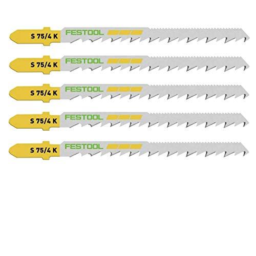Festool 204265 Jigsaw Blade, Multicolour
