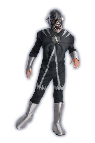 DC Comics Blackest Night Zombie Flash Costume, Small