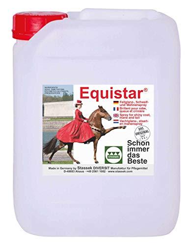 EQUISTAR Brillance de fourrure et crinière Spray 5 liter  EQUISTAR Brillance – Hordeum et queue Spray de fourrure des Stassek