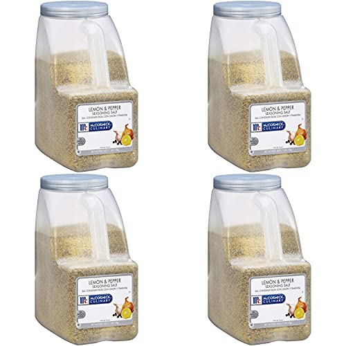 McCormick Culinary Lemon & Pepper Seasoning Salt
