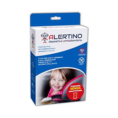 Alertino DA-001 Dispositivo Anti Abbandono Bambini in Auto per Seggiolini Auto