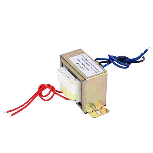 Transformador de fuente de alimentación 18 V 50 W para placa de amplificador 2.1 canal, preamplificador AC 220 V a Dual AC 18 V