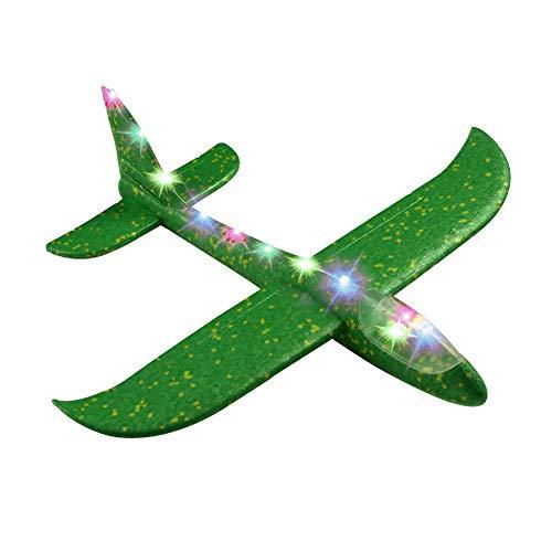 Vlieger van piepschuim vliegtuig met licht schuim voor kinderen, decoratie, geschenken