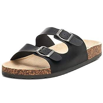 Best mens double strap sandals Reviews