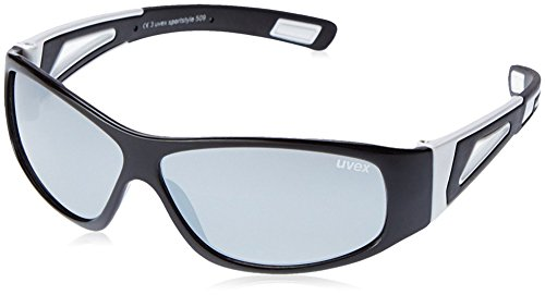 uvex Unisex Jugend, sportstyle 509 Sonnenbrille, black, one size
