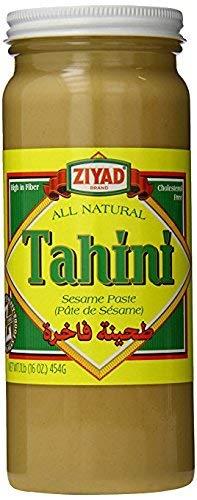 Ziyad Tahini Imported 16 Oz