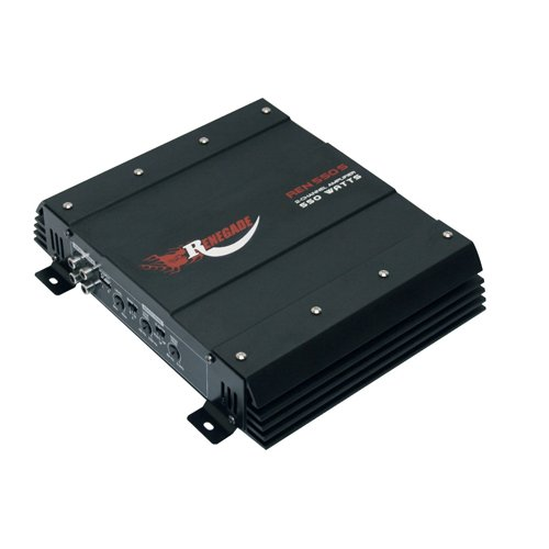 Great Price! Renegade 2 Channel Amp 150W at 4 Ohms