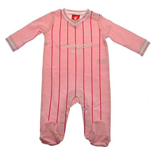 Grenouillère bébé Liverpool F.C 0-3 mois (62 cm) en coton