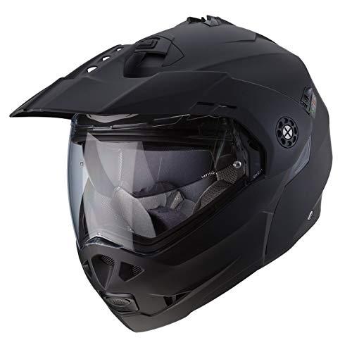 Caberg Tourmax-Helm, Mattschwarz