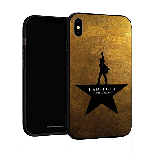 iPhone XR Case 6.1',Case Cover for iPhone XR (Hamilton-2)