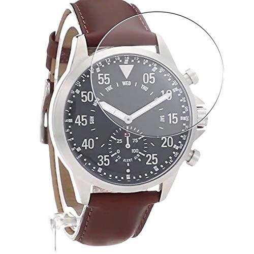 Vaxson 3-Pack Vetro Temperato Pellicola Protettiva, compatibile con Michael Kors Access Hybrid 40mm Hybrid Watch, 9H Screen Protector Film Nuova versione