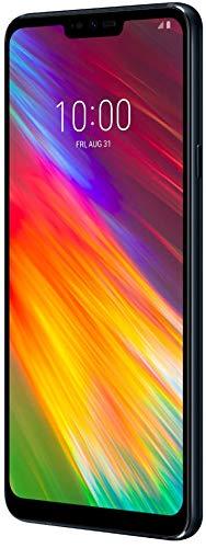 LG G7 fit Smartphone (15,49 cm (6,1 Zoll) LCD-Bildschirm, Dual-SIM, NFC, AI-Kamera, IP68, MIL-STD-810G) New Aurora Black