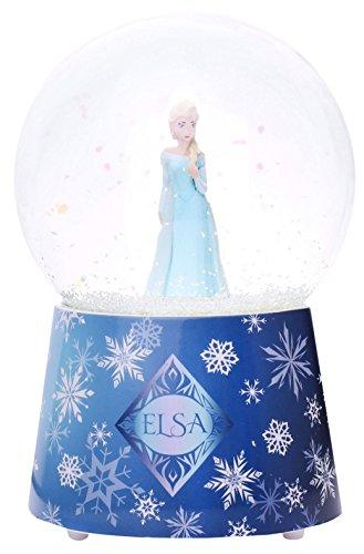 Trousselier Schneekugel Mit Musik Elsa - Frozen
