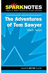 Spark Notes The Adventures of Tom Sawyer Paperback