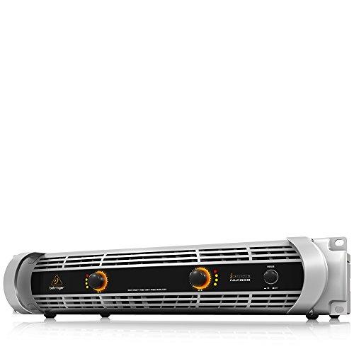 - potenza: 2 x 500 watt su 2 ohm, 2 x 300 watt su 4 ohm, 1000 watt su 4 ohm (bridge) - massima affidabilità grazie alla tecnologia cool-running ad alta densità in classe d con accumulo termico 'near-zero' - alimentazione a commutazione per audio senz...