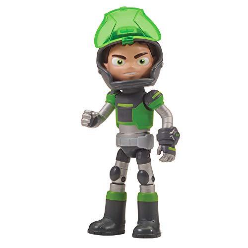 Ben 10 Omni-Naut Armor Ben Basic Figure