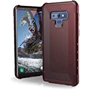 URBAN ARMOR GEAR UAG Designed with Samsung Galaxy Note 9 Plyo Feather-Light Rugged [Crimson] Military Drop Tested Phone Case