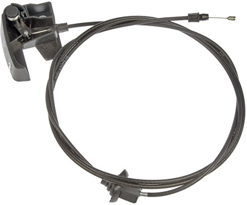 HOOD RELEASE CABLE, Black