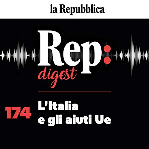 L'Italia e gli aiuti Ue copertina