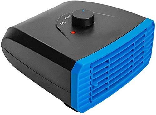 TYXL Unidad de Aire Acondicionado 12V 150W 2 en 1 Calefacción Refrigeración Calentador portátil Coche Ventilador de refrigeración del Parabrisas Desempañador Antivaho for el Carro del Coche Van