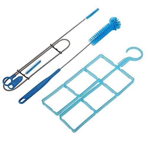 4 en 1 cepillo de limpieza kit hidratación vejiga suspensión para Camelbak cepillos grifo agua limpieza 2019