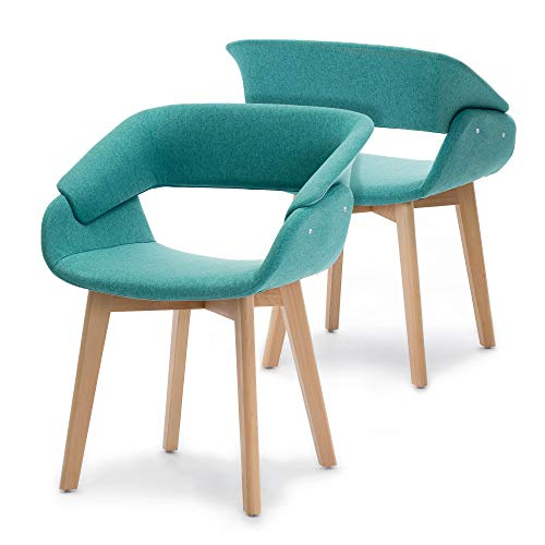 Ivinta Modern Living Dining Room Accent Arm Chair