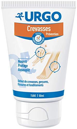 Urgo - Crème Prévention Crevasses - Nourrit, Protège et Assouplit - Huile de germe de blé - 50ml