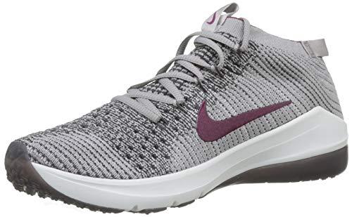 Nike W Air Zoom Fearless FK 2, Zapatillas de Gimnasia Mujer, Gris (Atmosphere Grey/True Berry/Plum Chalk 003), 44 EU