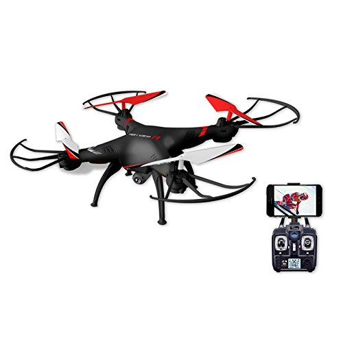 Swift Stream Z-9 Camera Drone, Black