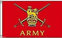 国旗 イギリス 英国 陸軍 アーミー 特大フラッグ