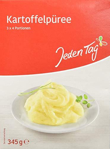 Jeden Tag Kartoffelpüree 3 x 4 Portionen, 345 g, 208821