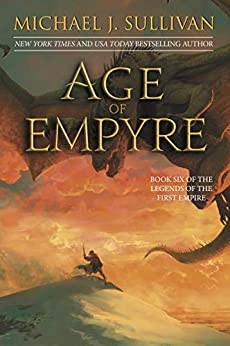 Age of Empyre by [Michael J. Sullivan]
