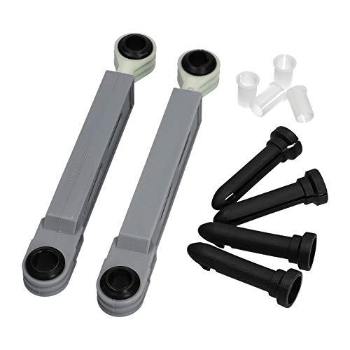 LUTH Premium Profi Parts - 2 x amortiguadores con Accesorios para Lavadora | Compatible con AEG Electrolux 4071361473 407136147