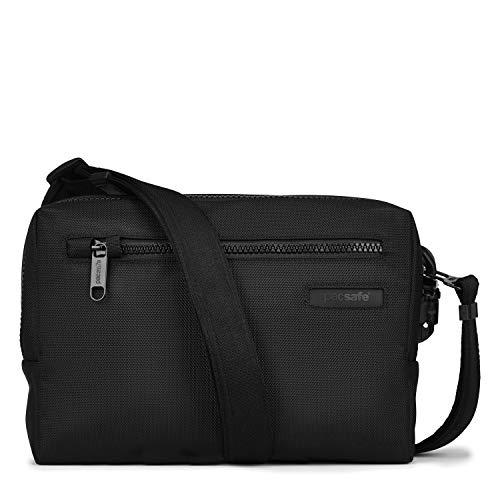 Pacsafe Intasafe Anti-Diebstahl Sling/Crossbody Pack – passend für 10 Zoll Tablet, Schwarz, schwarz (Schwarz) - 25101100