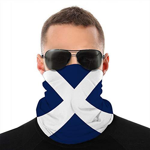 fgdhfgjhdgf Halsmanschette Winddichte Abdeckung Abdeckung Schild Bandanas für Staub, im Freien, Sportflagge Tenerife Kanarische Inseln Rohrschal