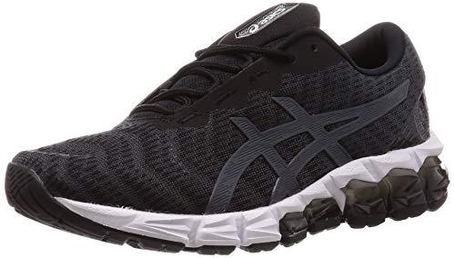Asics Gel-quantum 180 6, Zapatillas de Correr Mujer, Negro (Black/Carrier Grey), 36 EU