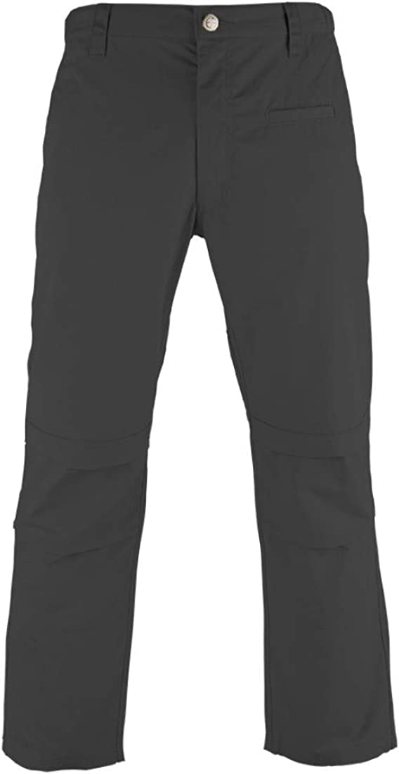 LA Police Gear Men's Shadow Ops Casual Tactical Poly/Cotton Pant