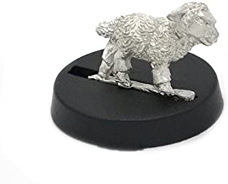 Stonehaven Lamb Miniature Figure (for 28mm Scale Table Top War Games) - Made in USA