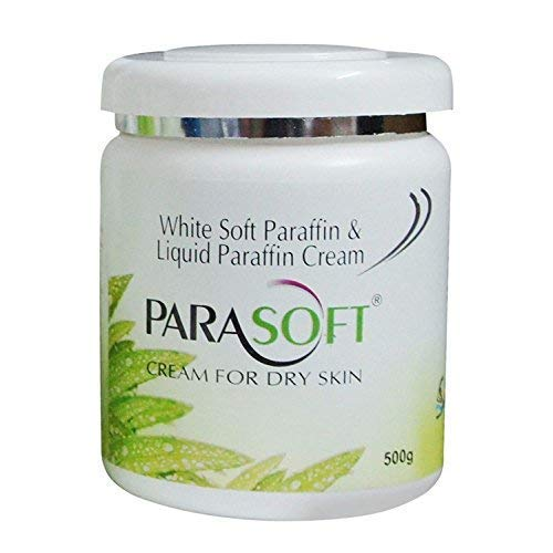 Parasoft Dry Skin Cream Cold And Winter Cream Paraben Free With Added Goodness Of Aloe Vera 500g (Pack of 1)